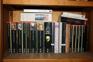My Classic Bookshelf.