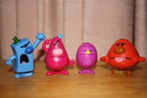 Mr Men family