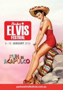 Elvis Festival Fun in Acapulco