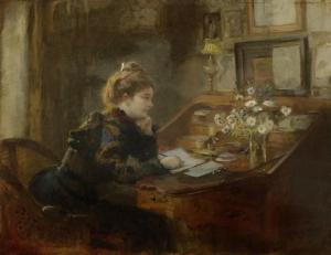 junge_dame_beim_schreiben_eines_briefes-writers-page-wikimedia